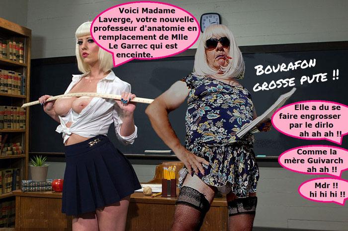 Mme Laverge c