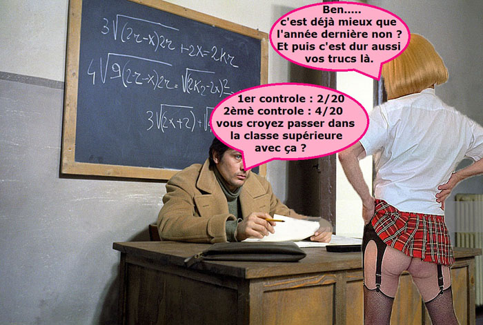 Prof de math b