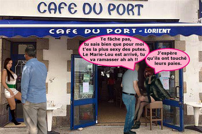 Café du port ba