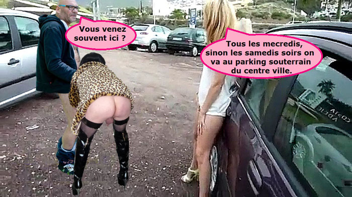 Parking ca