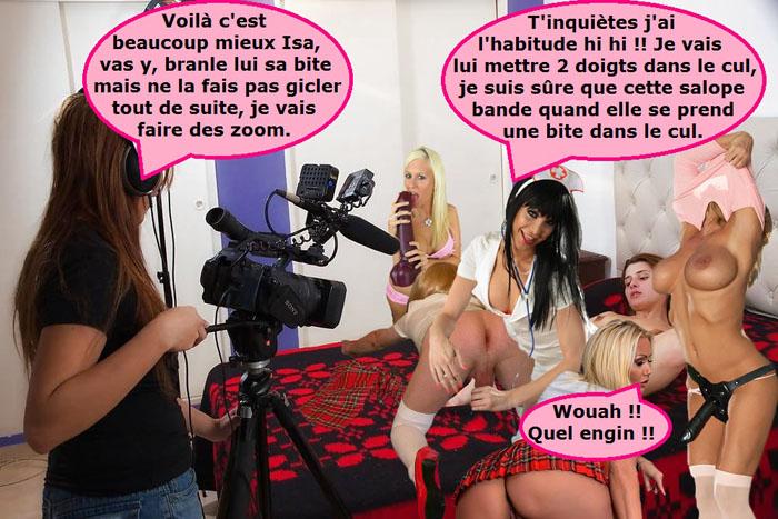 Vidéo porno cb